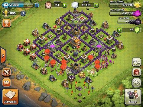 descargar clash of clans apk para pc