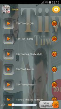 جميع اغاني تيو تيو بدون نت 2018 - TiiwTiiw screenshot 2
