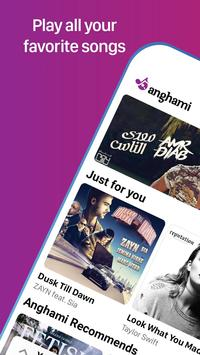Anghami Music poster