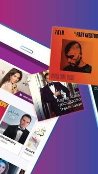 Anghami Music apk screenshot
