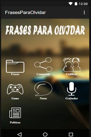 Frases Para Olvidar Frases Para Olvidar Un Amor For Android
