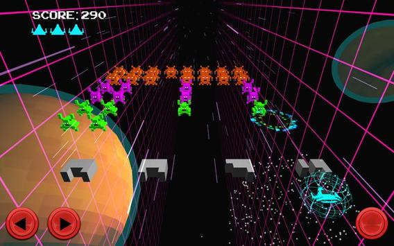 Invasion 3D Arcade Shooter apk screenshot