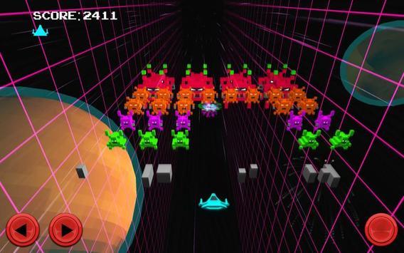Invasion 3D Arcade Shooter screenshot 5