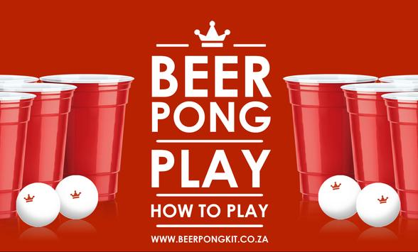 Beer Pong Manager poster