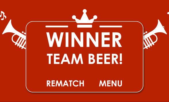 Beer Pong Manager apk screenshot