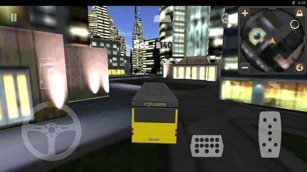 Angry Bus Driver 3D screenshot 1