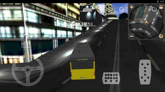 Angry Bus Driver 3D screenshot 2