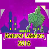 Ketupat Lebaran 2016 Enyoy icon
