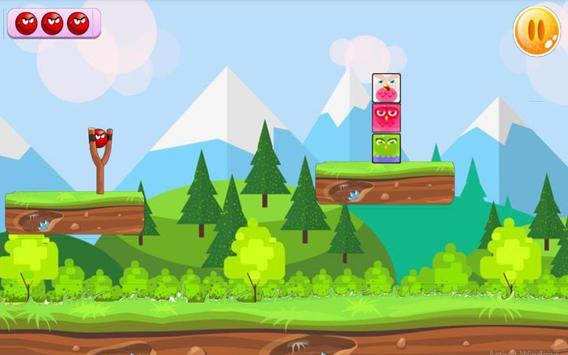 Angry Red Ball screenshot 6