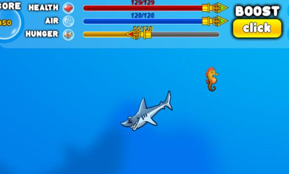 Angry Shark World apk screenshot