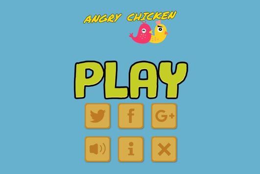Angry Chick Game screenshot 1