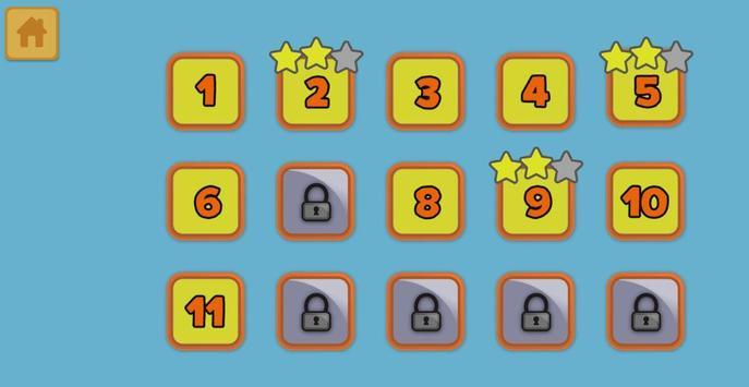 Angry Chick Game screenshot 2