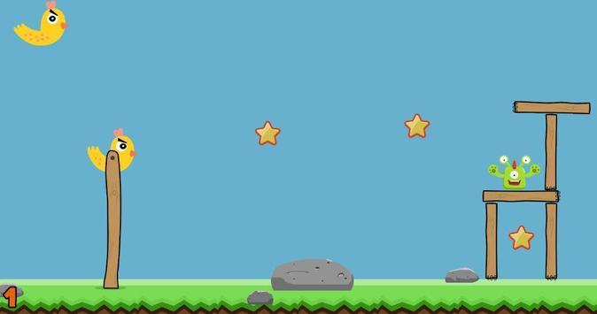 Angry Chick Game screenshot 5