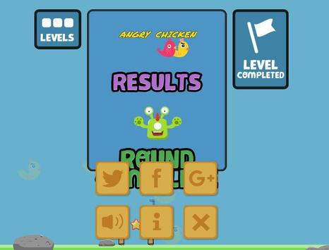 Angry Chick Game screenshot 9