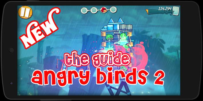 Top Guide Angry Birds 2 screenshot 1