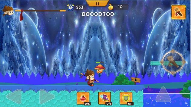 Angry Kong Fights screenshot 1