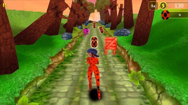 Angry Ladybug Run apk screenshot