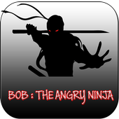 Bob : The Angry Ninja icon