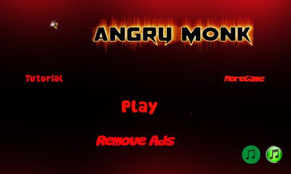 Angry Monk screenshot 1