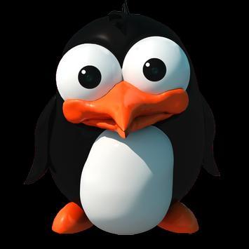 Angry Penguin Baits apk screenshot