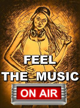 Radio For Metropole Haiti 100.1 FM poster