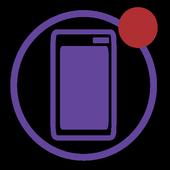 심플 플래시 라이트 icon