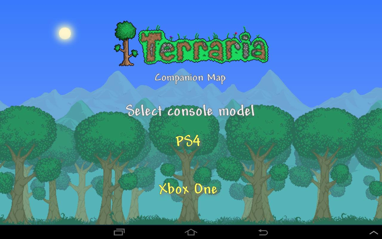 downloadable maps for terraria