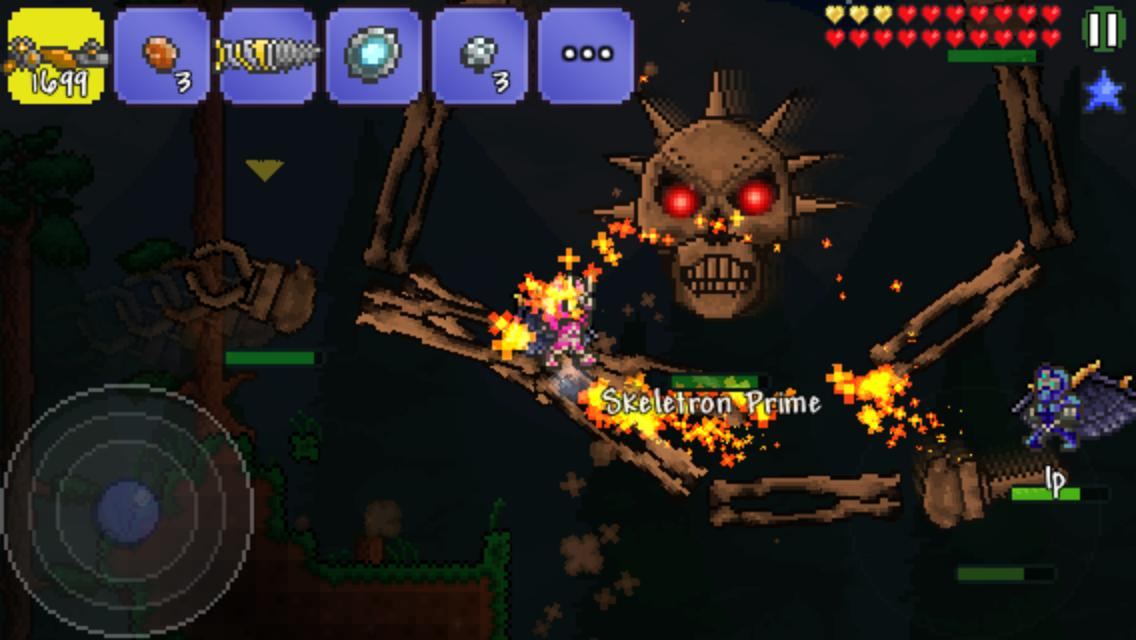 Terraria for Android - APK Download