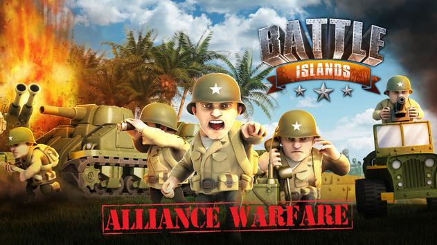 Battle Islands poster