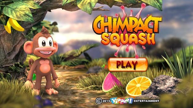 Chimpact Squash poster