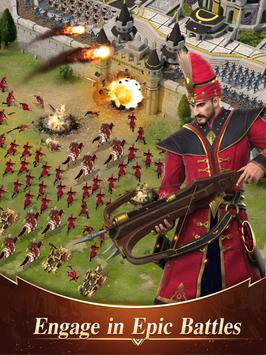 Origins of an Empire - Real-time Strategy MMO screenshot 6