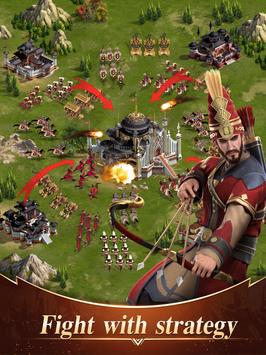 Origins of an Empire - Real-time Strategy MMO скриншот 9