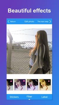 📸⚛️ Your BeautyCam - Filters & Effects screenshot 2