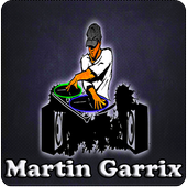 DJ Martin Garrix All Music icon