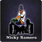 DJ Nicky Romero All Music icon