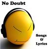 No Doubt Songs & Lyrics icon