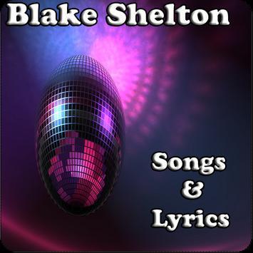 Blake Shelton Songs & Lyrics screenshot 1