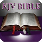 Holy Bible KJV Free icon
