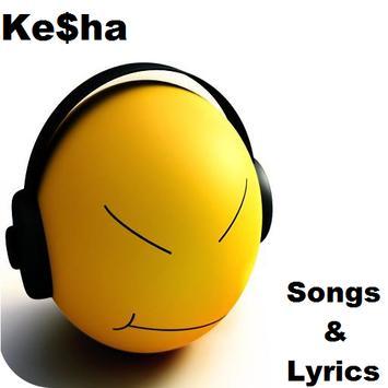 Ke$ha Songs & Lyrics screenshot 1