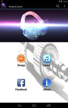 Pharrell Williams Songs&Lyrics poster