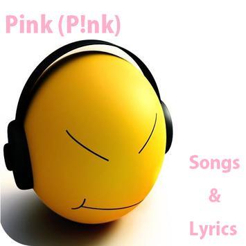 Pink (P!nk) Songs & Lyrics screenshot 1