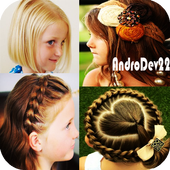 The Little Girl Hairstyles Ideas icon