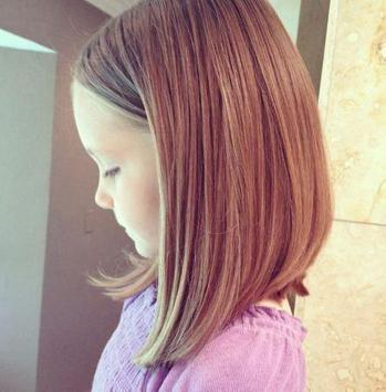Little Girl Hairstyles Ideas poster