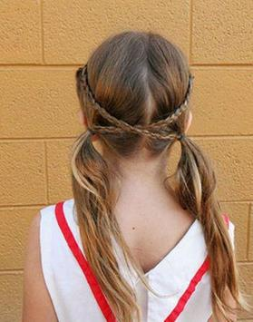 The Little Girl Hairstyles Ideas screenshot 1