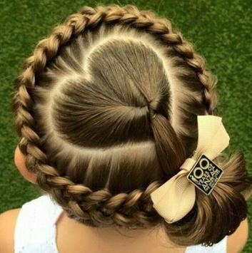 The Little Girl Hairstyles Ideas screenshot 3