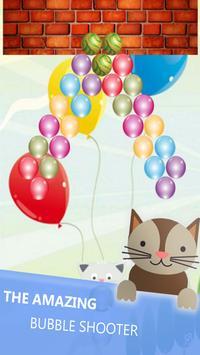 Bubble Cat Shooting apk screenshot