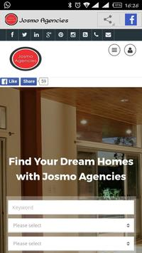 Josmo Properties apk screenshot
