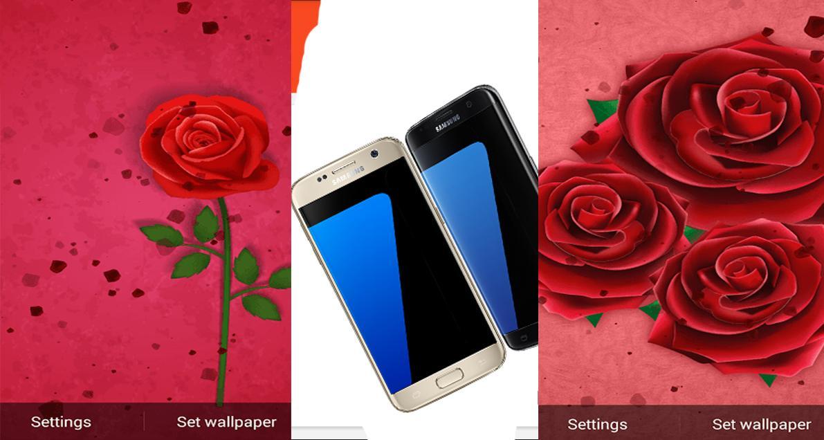 9000 Wallpaper Android Hd Bunga HD Paling Baru