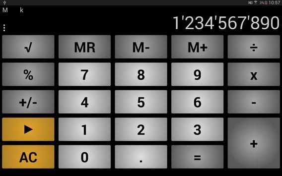 Calculator andanCalc LT ảnh chụp màn hình 5