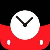 待ち時間 for ディズニーランド&シー|TDR Guide アイコン